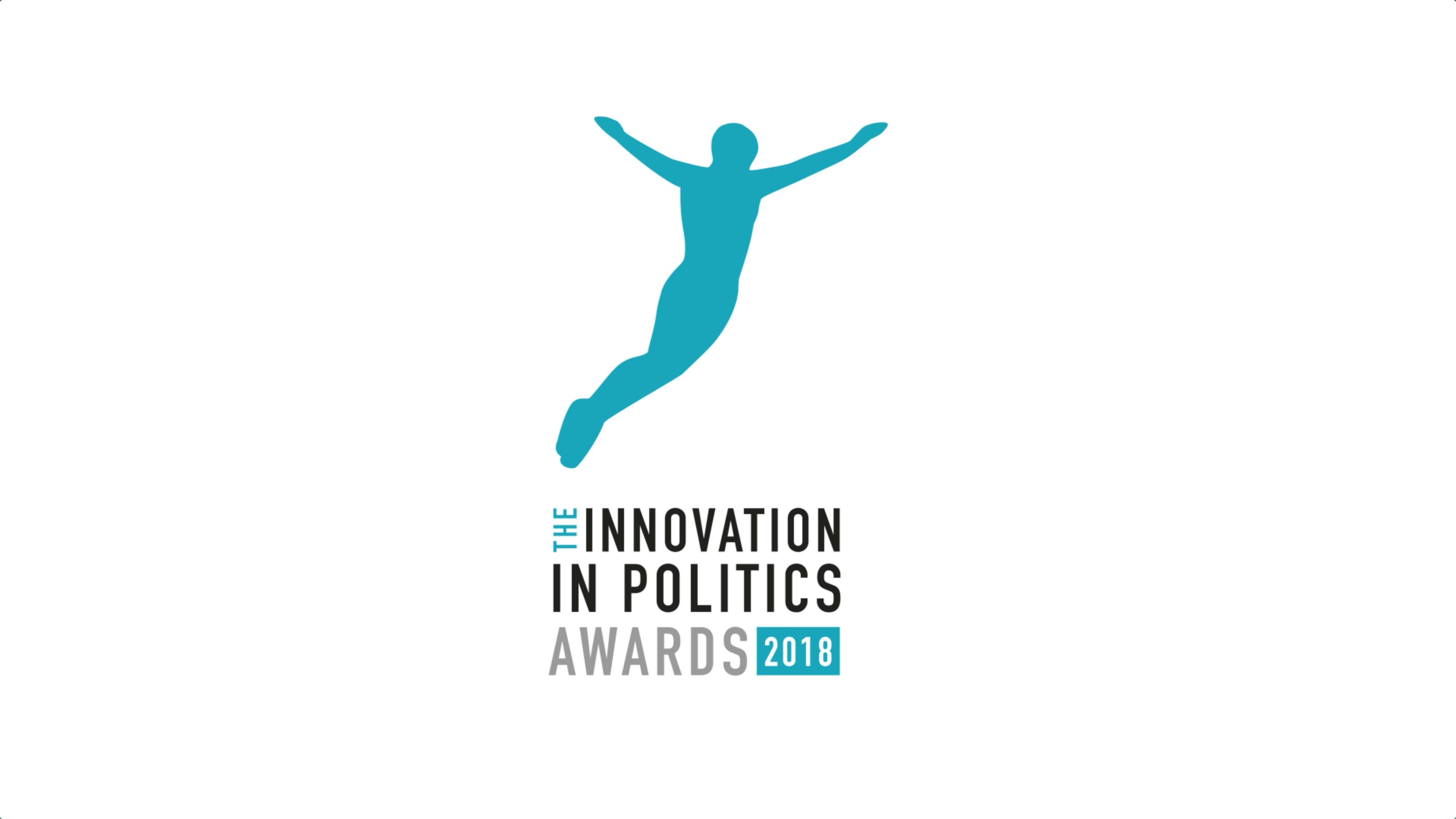The Innovation in Politics Awards 2018
