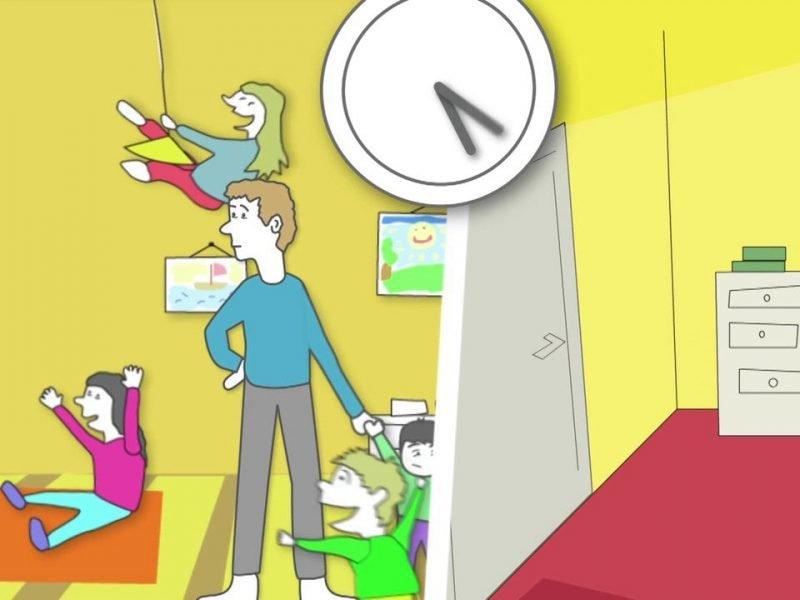 AK Wien - Jetzt in Kinderbetreuung investieren - Erklärvideo
