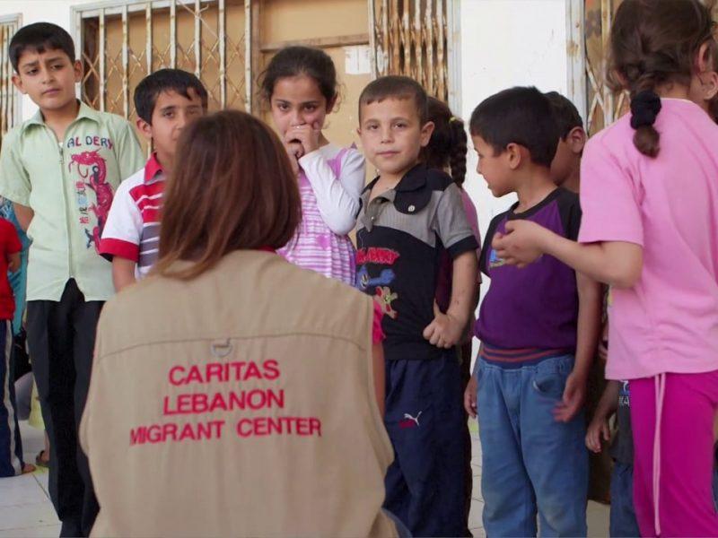 Esat lebt in Tripolis - Caritas