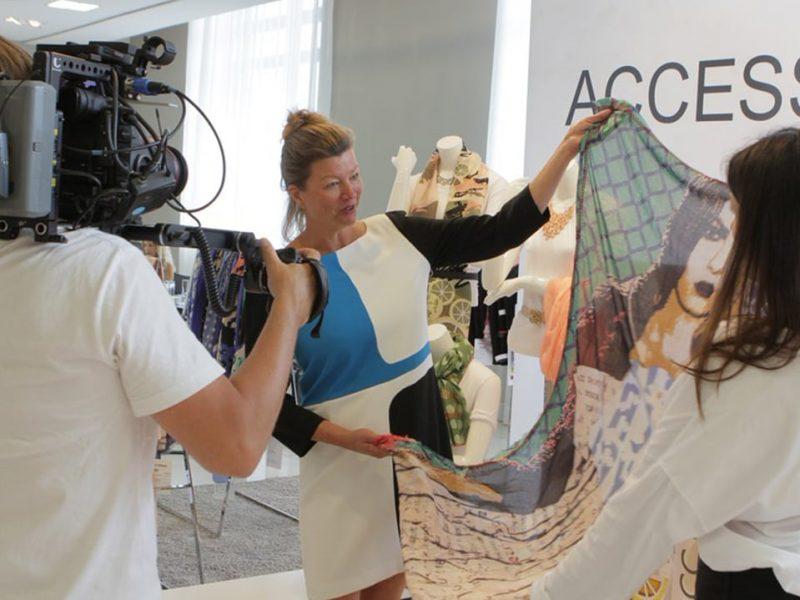 Woman TV - Modemesse in Düsseldorf
