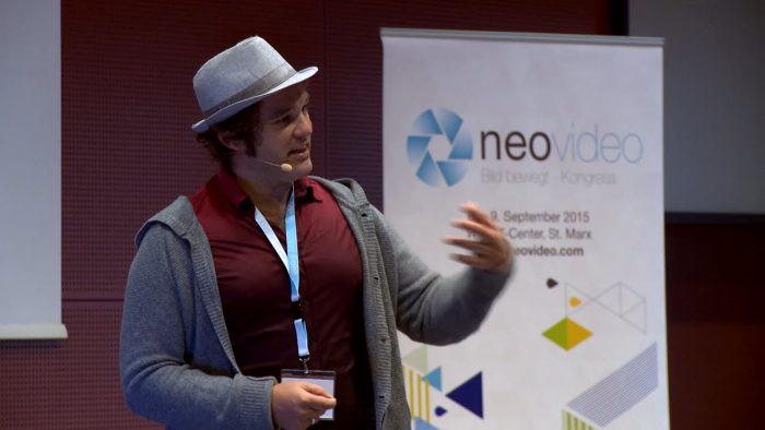 neovideo 2015 - der Onlinevideo-Kongress Eventfilm