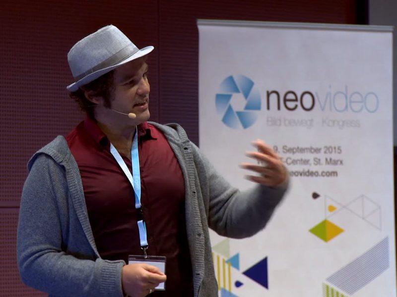 neovideo 2015 - der Onlinevideo-Kongress Eventfilm