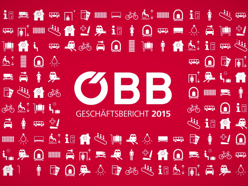 ÖBB Geschäftsbericht 2015