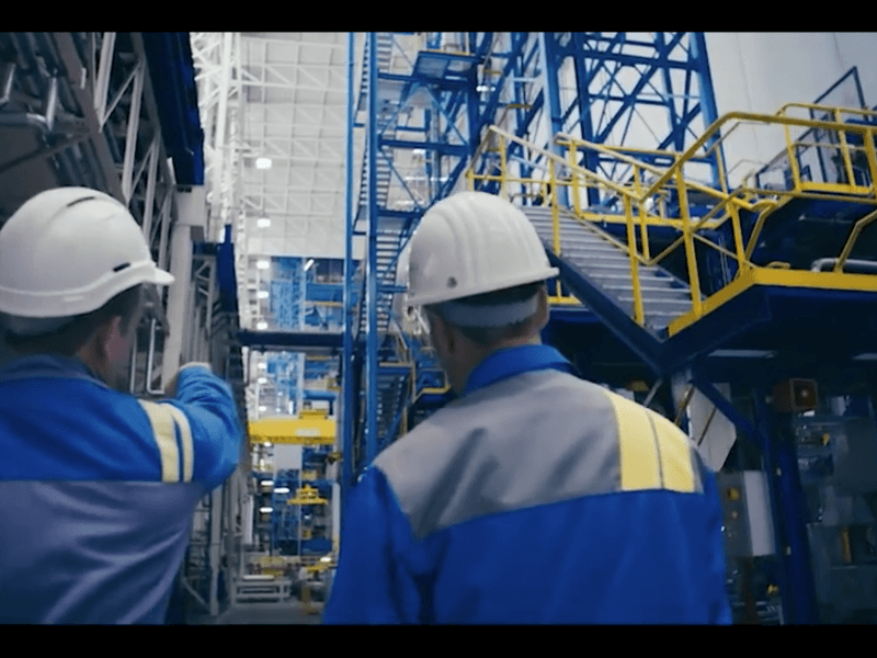 Industrie 4.0 Bei der Voestalpine