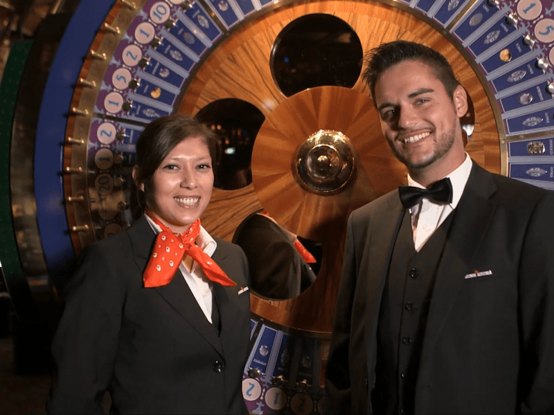Junior Croupier bei Casinos Austria Recruiting HR Video