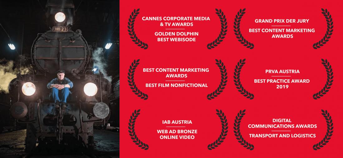 ÖBB Gleisgeschichten Awards