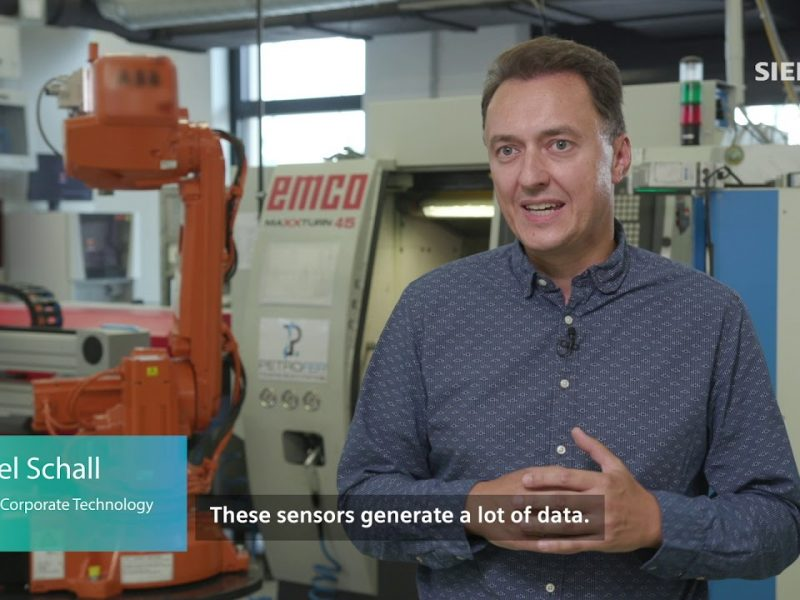 Pilot Factory for Industry 4.0