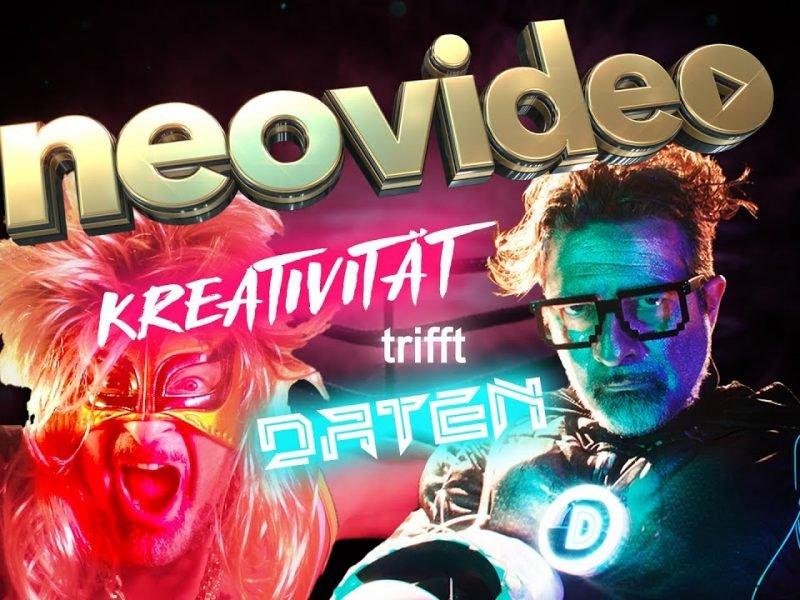 Kreativität trifft Daten - neovideo 2020 Kongressfilm